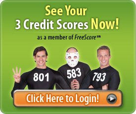 See Your 3 Credit Scores now